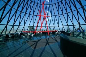 segitiga arsitektur geometri