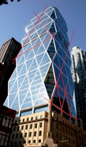 segitiga arsitektur